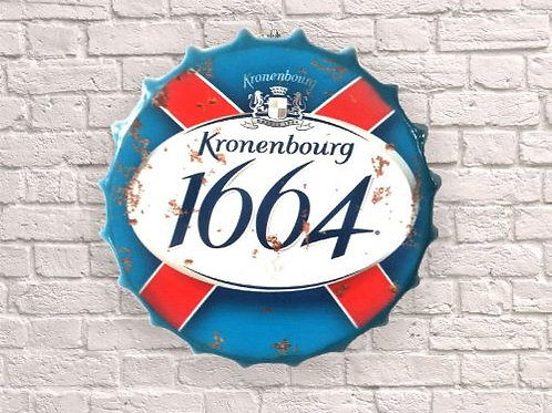 40cm bottle top 1664