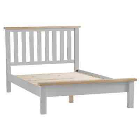 DORSET GREY  COLLECTION 6FT BED FRAME