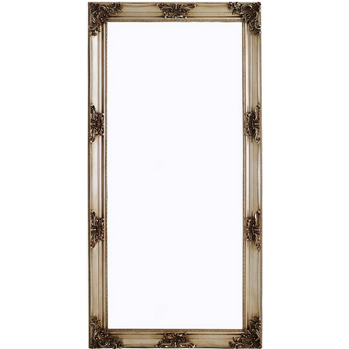 VICTORIAL CHAMPAGNE LEANER MIRROR