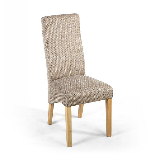 BAXTER TWEED DINING CHAIR