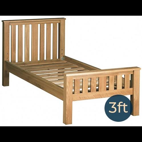 WINDSOR  OAK RANGE SINGLE BED FRAME