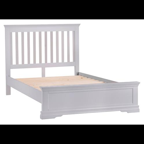 CAMDEN GREY 4.6 BED FRAME