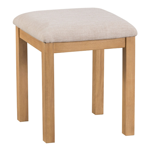 NEW KENT DRSSING TABLE STOOL