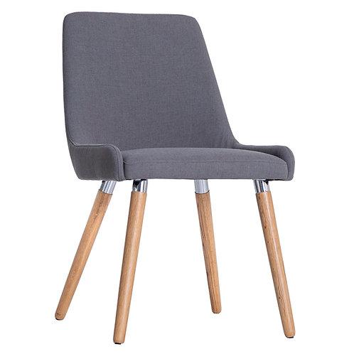 kensington grey dinning chair