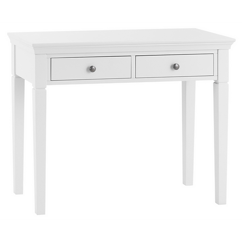 CAMDEN WHITE DRESSING TABLE