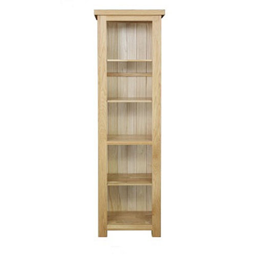 WINDSOR  OAK RANGE SLIM BOOKCASE