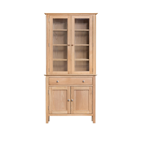 New Bromley Oak Complete Small Dresser