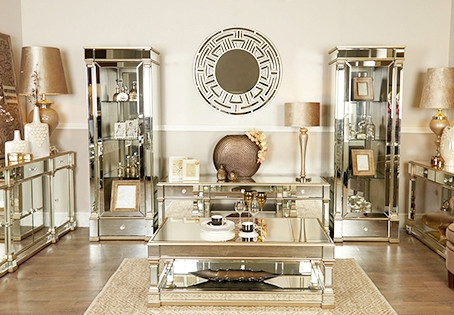 TAKING MIRRORED FURNITURE TO A NEW LEVEL IN 2019