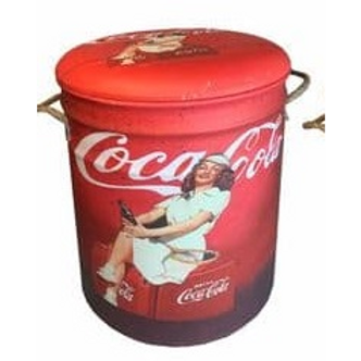 coca colo large  stool style 2