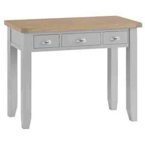 DORSET GREY COLLECTION DRESSING TABLE