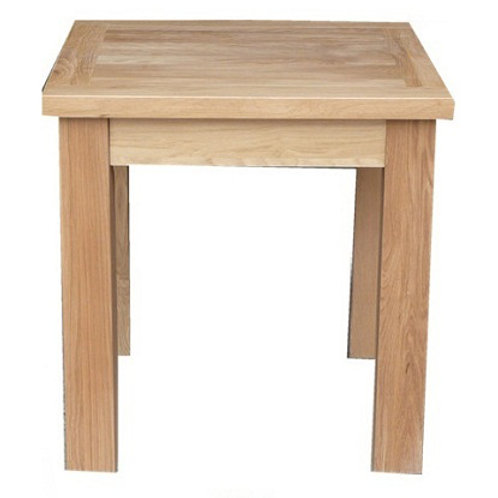WINDSOR  OAK RANGE 90 X 90 BAR TABLE