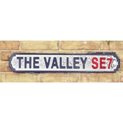 VINTAGE SIGN THE VALLEY SE7