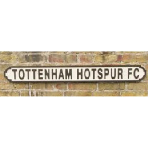 VINTAGE SIGN TOTTENHAM HOTSPUR FC