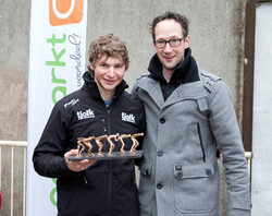 Niels Mesu en Willem Hut