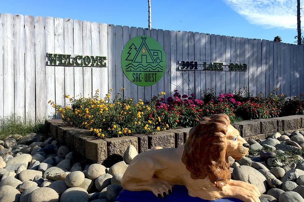 SacWest RV Park & Campground