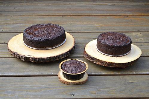 Caribbean Fruit Cake (Black Cake)