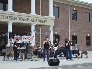 House Band and PRIMISIS at Southern Wake Academy! November 4, 2017