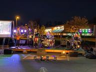 Halloween Drive-In Concert Photos!