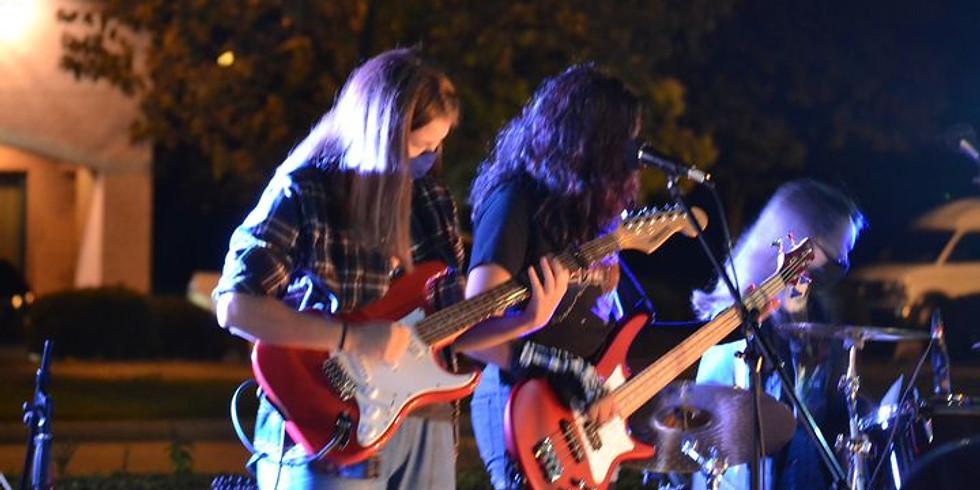 Brueprint Brewery Rock Band Show
