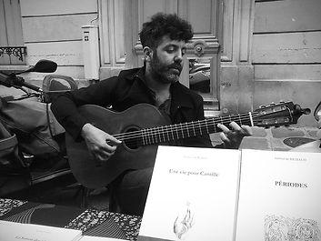 Gabriel de Richaud au Salon L'Autre Livre à Paris
