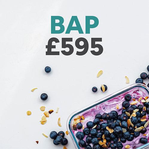 BAP £595