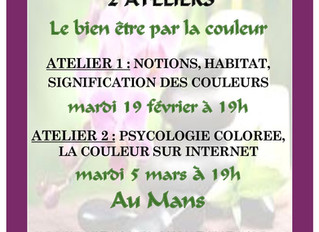 Atelier février et mars (Le Mans)