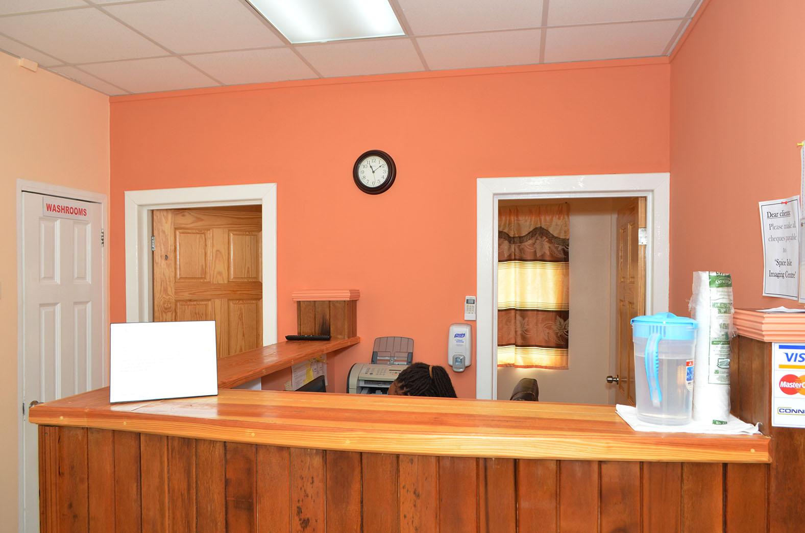 Grenvill Sub -Office