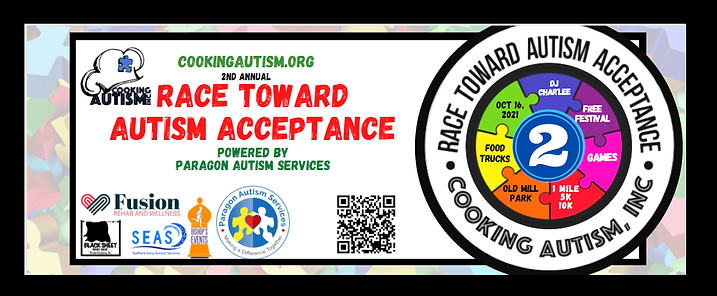 2nd Annual Race Toward Autism Acceptance