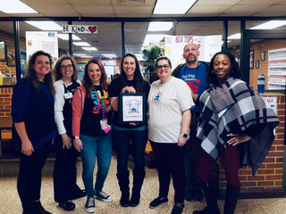 Superhero squad of exceptional special educators, are the newest recipients of Cooking Autism, Inc.