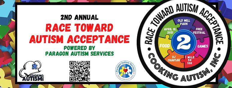 2nd Annual Race Toward Autism Acceptance