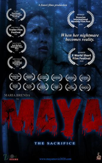 MAYA the Sacrifice Trailer