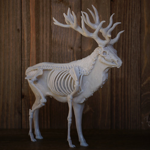 DIY Undead Red Stag