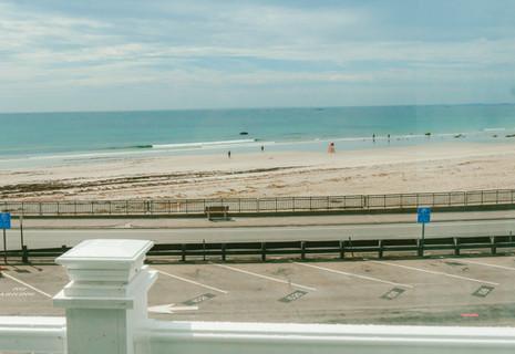 Ocean front views!