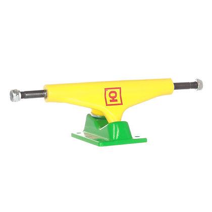 Подвески Юнион Green/Yellow, size 139