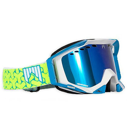 Маска SHRED SHRED BARRO INTRA WHITE/BLUE