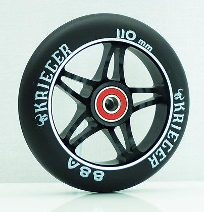 Комплект колес KRIEGER черные (KRW-006BB)