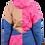 Thumbnail: Куртка Rehall CANDY raspberry check