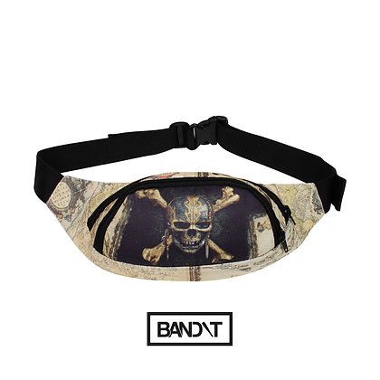 Поясная сумка Bandit Bag XL Pirates