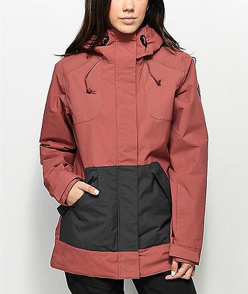 Куртка Dakine BIJOUX JACKET BURNT ROSE/SHADOW