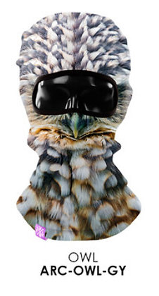 Балаклава Flavour  ARC OWL-GY