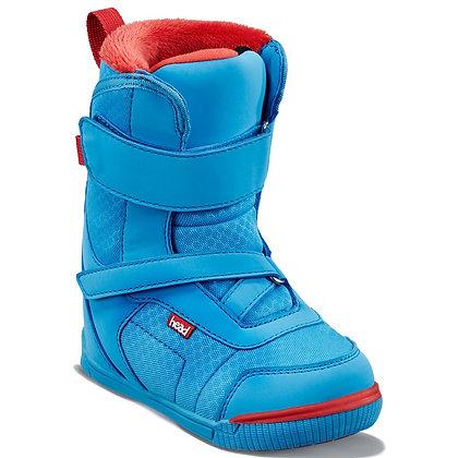 Ботинки HEAD KID Velcro  Red