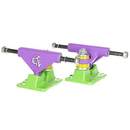 Подвески для пластборда Вираж Purple/Green