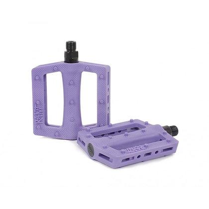 Педали RANT Trill Pedals 90's Purple