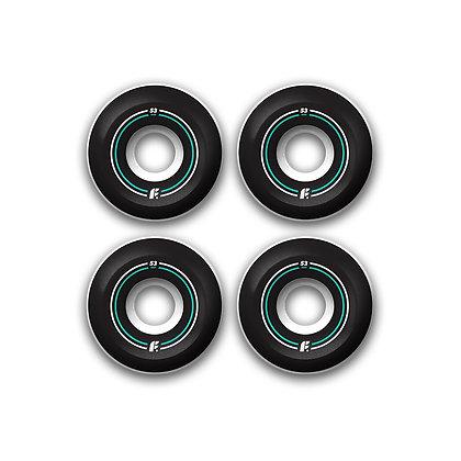 Комплект колес Footwork BASIC (53 мм 100A Форма Sidecut )