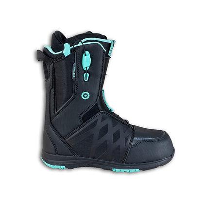 Ботинки Atom Freemind Black/Aquamarine