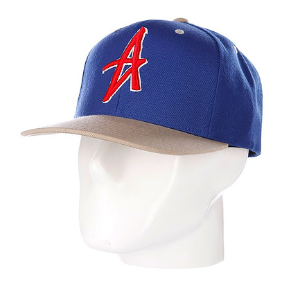 Кепка ALTAMONT Decades Snapback Hat blue/red/wht