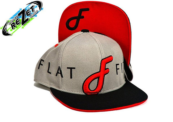 Кепка FLATFITTY FF Wrap Grey