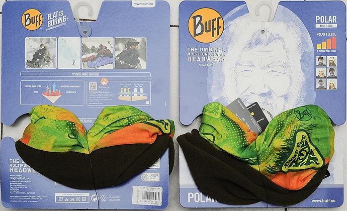 Шейный и головной платок Black Fire Buff