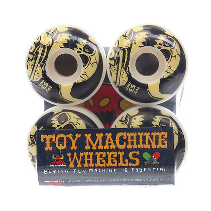 Колеса Toy Machine Dead Monster 53mm