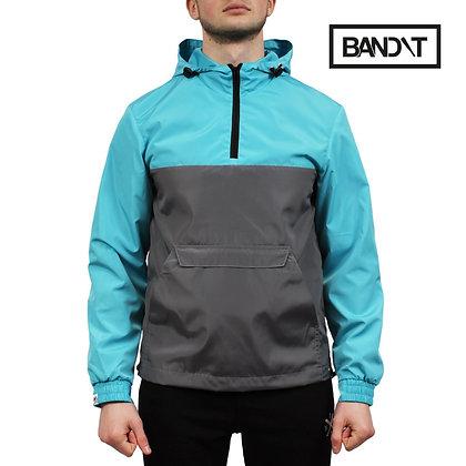 Анорак Bandit Nw Azure Gray